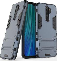 Alogy Stand Armor Xiaomi Redmi Note 8 Pro Niebieskie