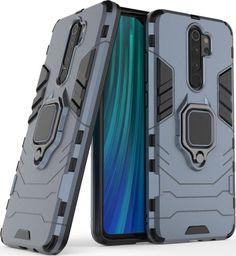 Alogy Ring Armor Xiaomi Redmi Note 8 Pro Niebieskie