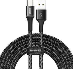 Kabel USB Baseus Halo Data USBC LED 2A 3m CATGH-E01