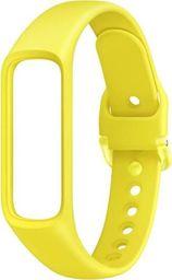 Samsung Pasek Sport Band do Galaxy Fit e Żółty (ET-SU375MYEGWW) uniwersalny