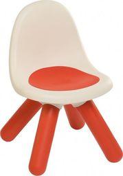 Smoby Krzesełko z oparciem Smoby w kolorze czerwonym