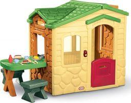 Little Tikes Little Tikes Domek Piknikowy z Patio i magicznym dzwonkiem - naturalny