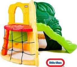 Little Tikes Little tikes Dżungla Plac Zabaw Zjeżdżalnia ścianka wspinaczkowa