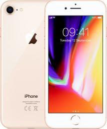 Smartfon Apple iPhone 8 64 GB Złoty Refurbished