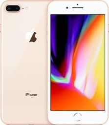 Smartfon Apple iPhone8 Plus 64 GB Złoty Refurbished