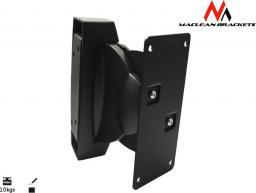 Maclean Uchwyt głośnikowy do kolumn MC-535 B 15kg kpl 2szt (mc-535b)