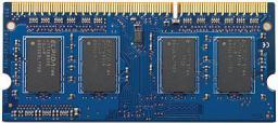 Pamięć do laptopa HP DDR3 SODIMM 2GB 1600MHz (B4U38AA)
