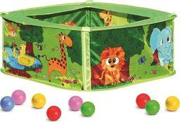 Bino Suchy basen z piłkami kolorowymi 50szt.