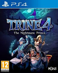 Trine 4 The Nightmare Prince PL (PS4)