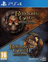 Baldur's Gate Enhanced Edition PL (PS4)