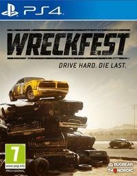 Wreckfest PL (PS4)