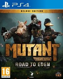 Mutant Year Zero: Road to Eden Deluxe Edition PL (PS4)