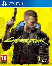 Cyberpunk 2077 PL + BRELOK (PS4)