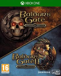 Baldur's Gate Enhanced Edition PL (XONE)