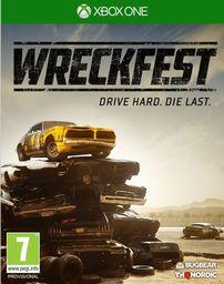 Wreckfest PL (XONE)