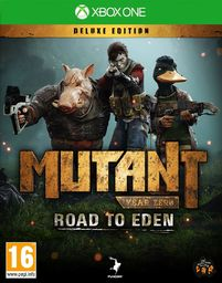 Mutant Year Zero: Road to Eden Deluxe Edition PL (XONE)