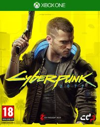 Cyberpunk 2077 PL + BRELOK (XONE)