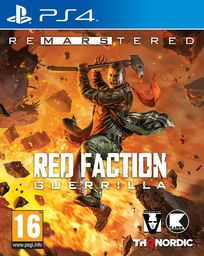 Red Faction Guerrilla Re-Mars-tered PL (PS4)