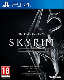 The Elder Scrolls V: Skyrim Special Edition PL (PS4)