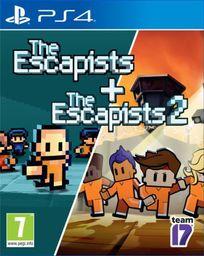 Zestaw The Escapist + The Escapist 2 ENG (PS4)