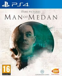 The Dark Pictures - Man Of Medan (PS4)