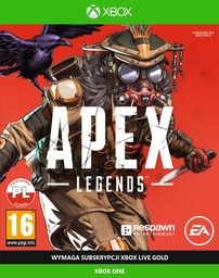 APEX Legends Bloodhound Edition PL (XONE)