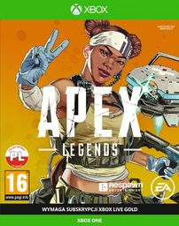 APEX Legends Lifeline Edition PL (XONE)