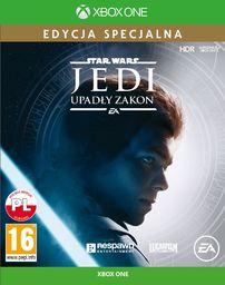 Star Wars Jedi: Upadły Zakon Edycja Specjalna PL (XONE)
