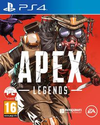 APEX Legends Bloodhound Edition PL (PS4)