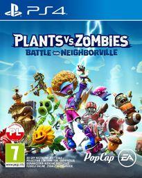 Plants vs. Zombies - Bitwa o Neighborville PL (PS4)