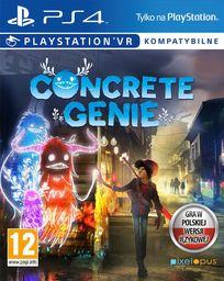 Concrete Genie PL (PS4)