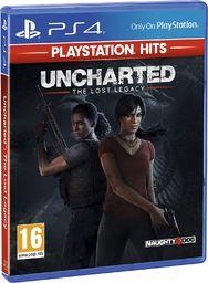 Uncharted: Zaginione Dziedzictwo HITS! PL (PS4)