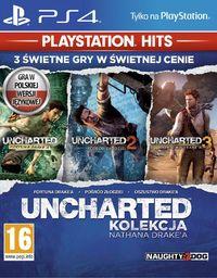 Uncharted: Kolekcja Nathana Drake'a PL HITS! (PS4)