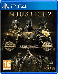 Injustice 2: Legendary Edition PL/ENG (PS4)