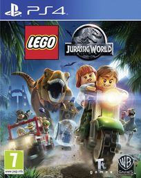 LEGO Jurassic World PL/IT (PS4)