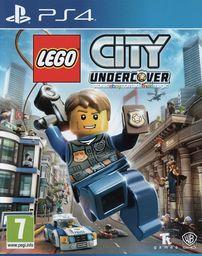LEGO City: Undercover PL/IT (PS4)