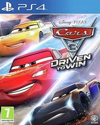 Cars 3: Driven to Win PL/ENG (PS4)