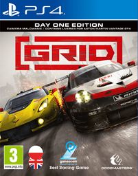 GRID Day One Edition PL (PS4)