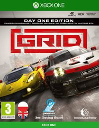 GRID Day One Edition PL Xbox One