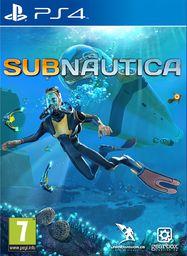 Subnautica PL/ENG (PS4)