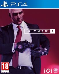 HITMAN 2 PL/ENG (PS4)