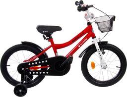 """Sun Baby Rowerek BMX 16"""" Junior czerwony"""