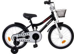 """Sun Baby Rowerek BMX 16"""" Junior czarny"""