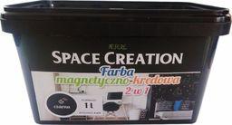 Space Creation Farba 2w1 TABLICOWA MAGNETYCZNA Space Creation 1 litr