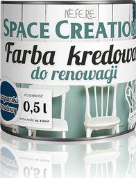 Space Creation Farba do renowacji Intense - marynarski granat 0,5l