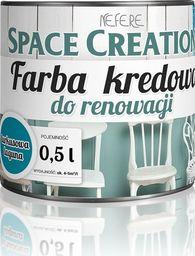 Space Creation Farba do renowacji Space Creation Intense - turkusowa laguna 0,5l