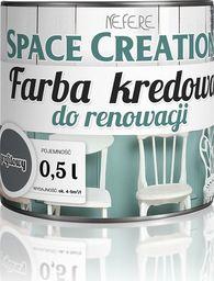 Space Creation Space Creation farba kredowa Intense - grafit 0,5l