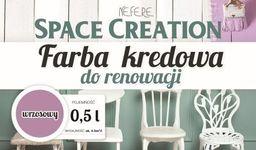 Space Creation Space Creation farba kredowa - wrzos 0,5l