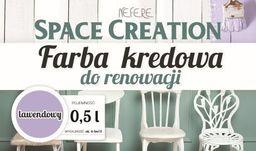 Space Creation Farba kredowa do stylizacji mebli - lawenda 0,5l