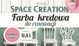 Space Creation Space Creation farba kredowa - kwitnąca róża 0,5l